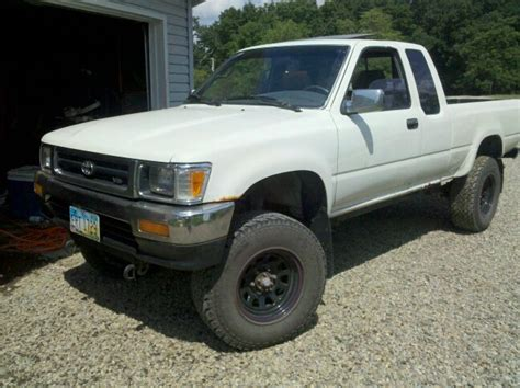 93 Toyota T100 1993 Toyota T100 Overview Cargurus