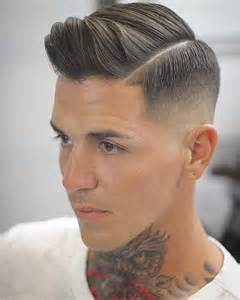 medium quiff hairstyle gallery