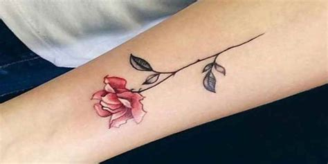 small rose tattoo ideas unique tattoos designs ideas for and