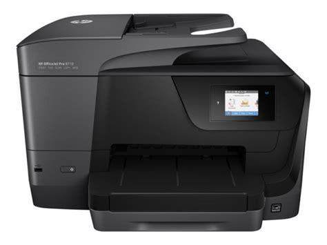 Original Printer Hp Officejet Pro 8710 Print Scan Copy Duplex hp officejet pro 8710 all in one multifunction wireless