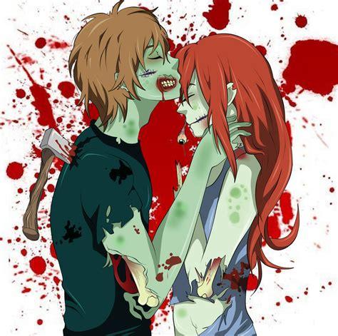 anime zombie romance zombie love by akirashogun on deviantart