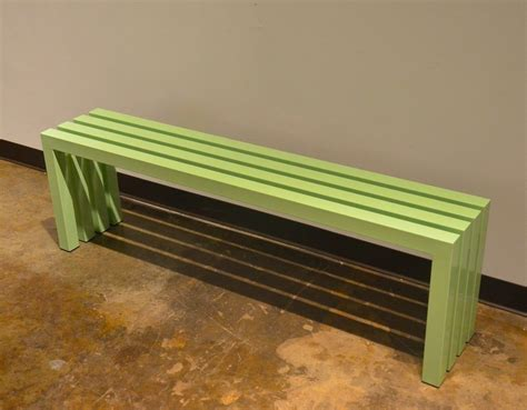 what is green bench custom made mint green bench