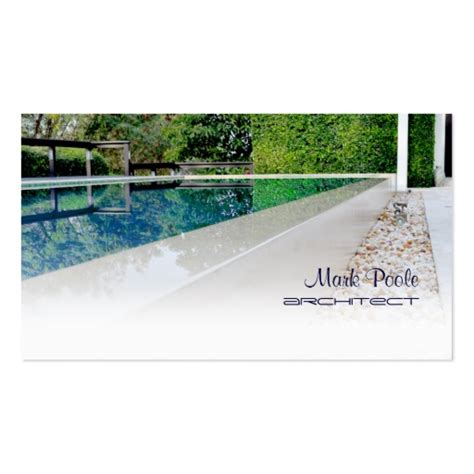 pool service business card template pool service business cards 192 pool service business