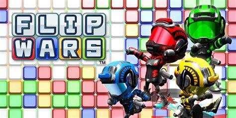 flip wars nintendo switch  software games