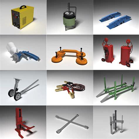 3d design tools dosch design dosch 3d car repair tools