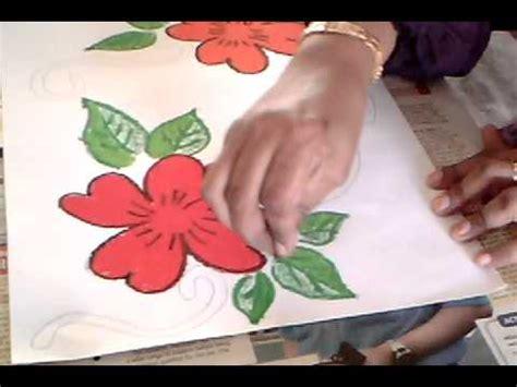 Hiasan Dinding Bunga Dekoratif Btot 1 pend seni visual resis