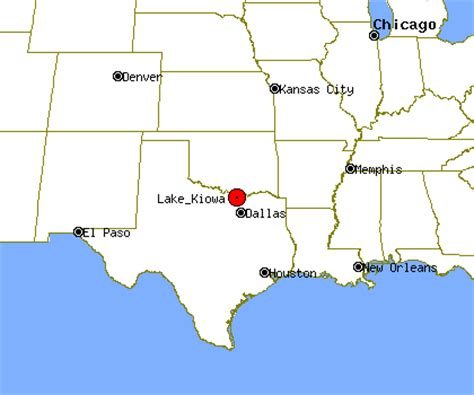 lake kiowa texas map lake kiowa profile lake kiowa tx population crime map