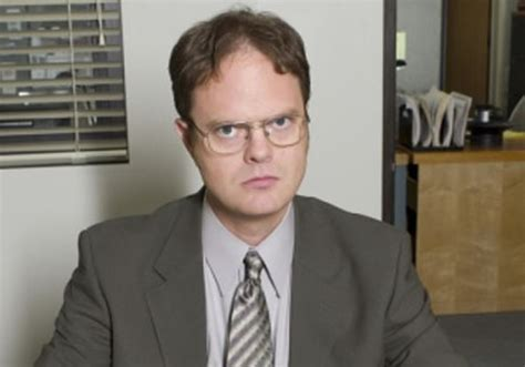 The Office Dwight by The Office Spin Dwight Schrute Rainn Wilson Nbc