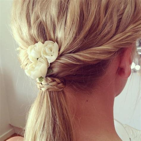 the perfect braid perfect ponytail braid hairstyles how to