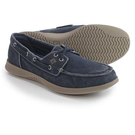 2 eye boat shoes sperry defender 2 eye boat shoes for men