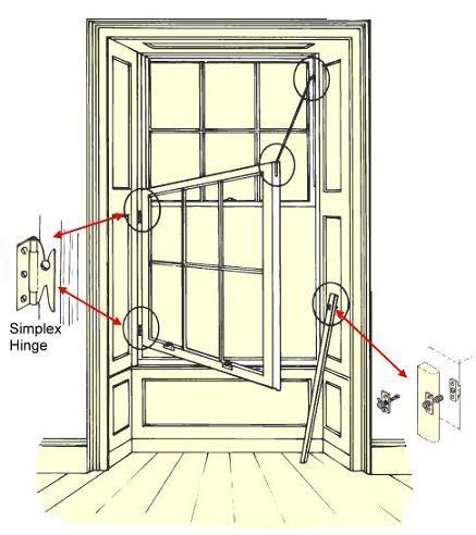 Sash Window Parts Simplex Easy Clean System Edinburgh Sash Amp Case