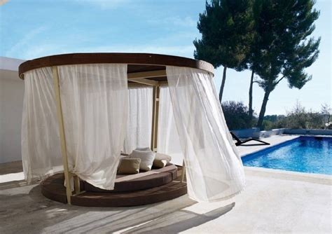 outside beds 30 outdoor canopy beds ideas for a romantic summer
