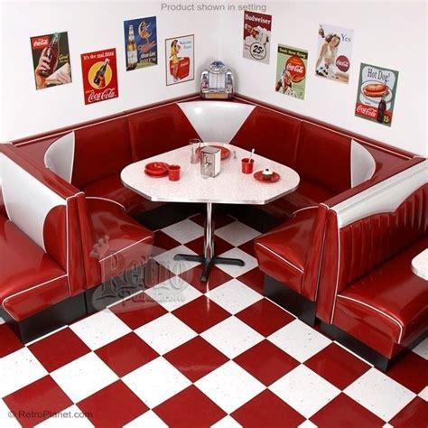 retro kitchen furniture 2018 3 4 circle v back diner booth set designer retro furniture and diners