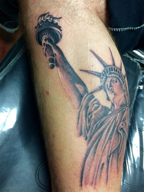 tattoo shops queen creek statue of liberty by joe gurmo krazy 8 tat2 in
