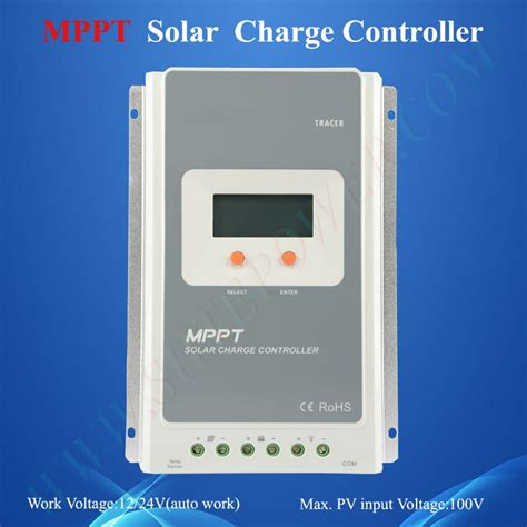 Mppt Solar Charged Controller Scc Makeskyblue 40a 12v 24v 36v 48v buy wholesale mppt solar charge controller 40a from china mppt solar charge controller