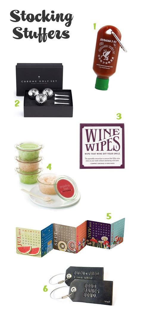 holiday gift guide stocking stuffers elements