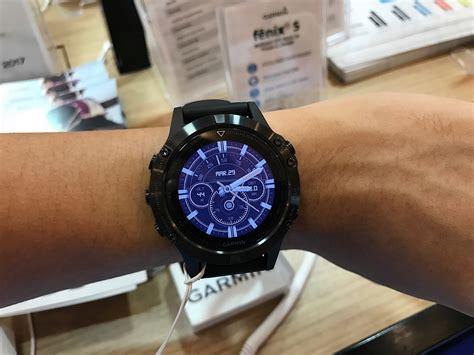 Jam Tangan Komando Malaysia garmin melancarkan siri fä nix 5 di malaysia â jam tangan dengan keupayaan gps untuk kecergasan