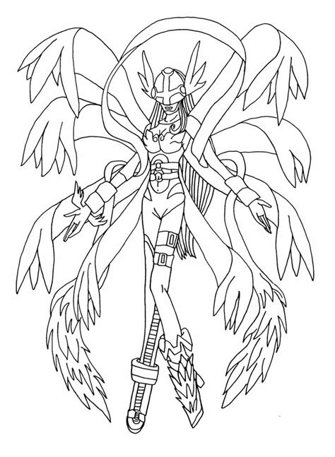 digimon coloring pages digimon greymon free colouring pages