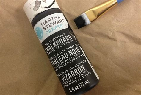 chalkboard paint for glass chalkboard paint on glass crafts and decorating
