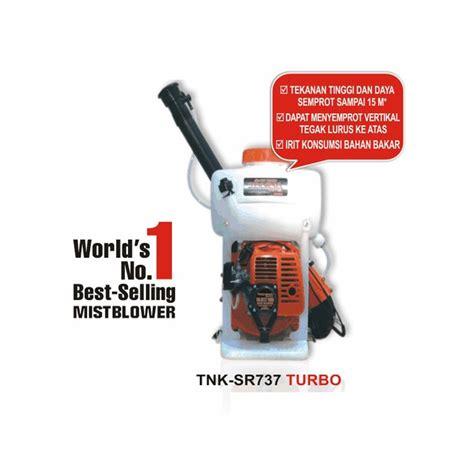 Harga Semprotan Gendong Swan harga jual tanika tnk sr737 turbo mistblower mesin