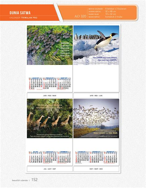desain kalender triwulan ayuprint co id percetakan cepat berkualitas di karawang