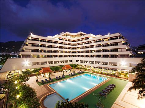 best price on patong resort hotel in phuket reviews