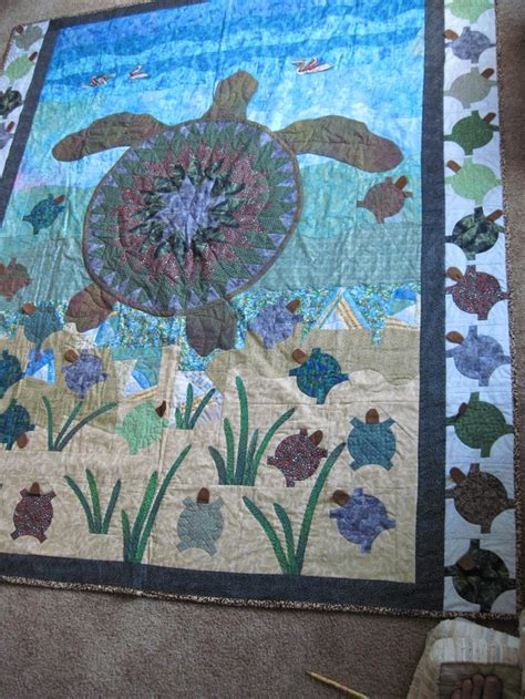 Turtle Quilt by 196 Best Quilt Turtle Images On