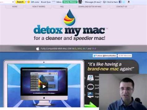 Detox Mac by Detox My Mac Review A Faster And Cleaner Mac In 2