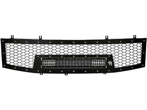 Led Grill Light Bar Nissan Vehicle Specific Mounts Brackets Etc By Rigid Industries 2004 2014 Nissan Titan 20