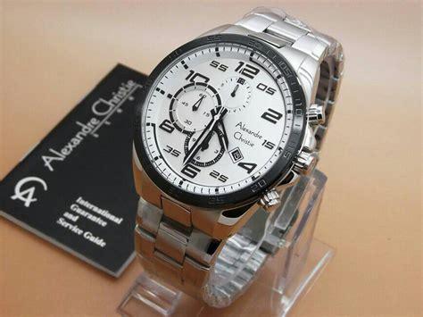 Harga Jam Original jual jam tangan alexandre christie ac 6343 original