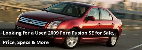 used 2009 ford fusion se sold in montreal lasalle ford looking for a used 2009 ford fusion se for sale price specs more