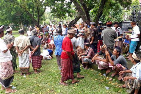 Tanah Di Subagan Karangasem puluhan warga subagan datangi pn amlapura balipost