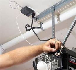 Garage Opener Repair Garage Door Opener Problems Never Leave Them As It Is