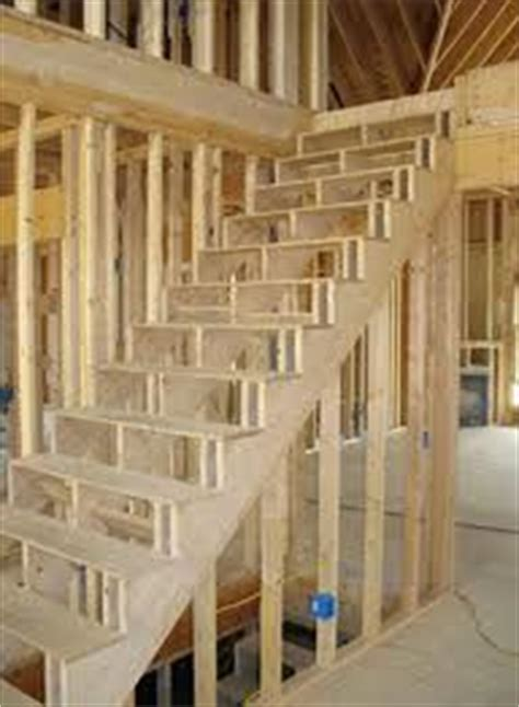 rough frame wall open stairs google search buena vista