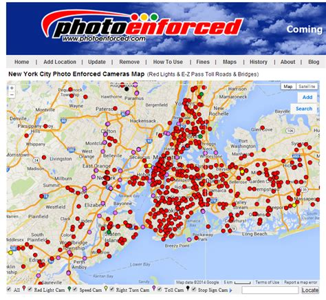 speed locations nyc about