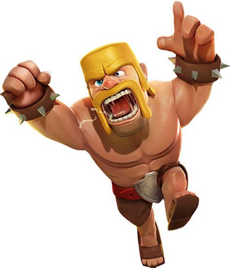 Coc Barbarian3 clash of clans troop creator