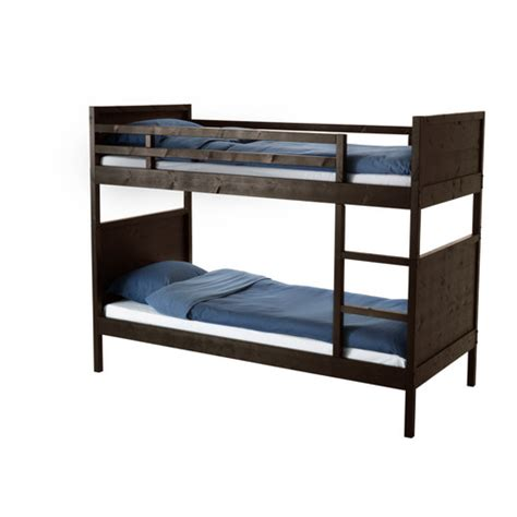 norddal bunk bed frame ikea reviews