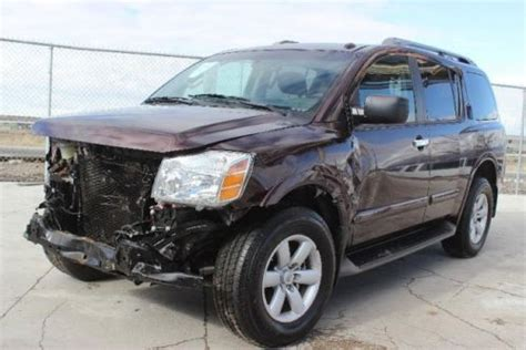 how cars run 2005 nissan armada navigation system purchase used 2005 nissan armada le four wheel drive navigation dvd rear ent system 97k miles in