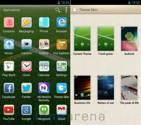 mobile themes gionee gionee gpad g2 review