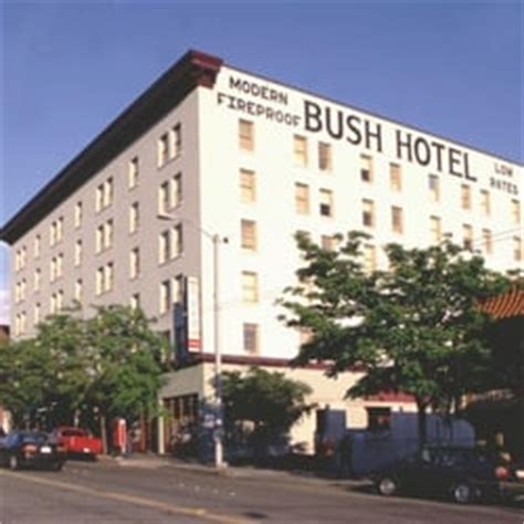 Service Apartments In Seattle Bush Hotel Apartments International District Seattle