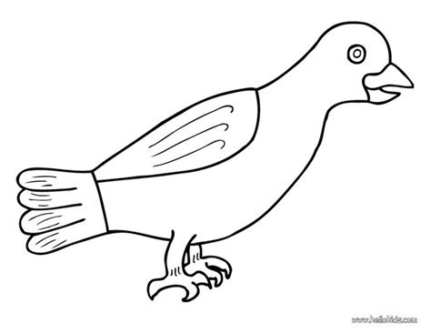crow bird coloring page crow coloring pages hellokids com