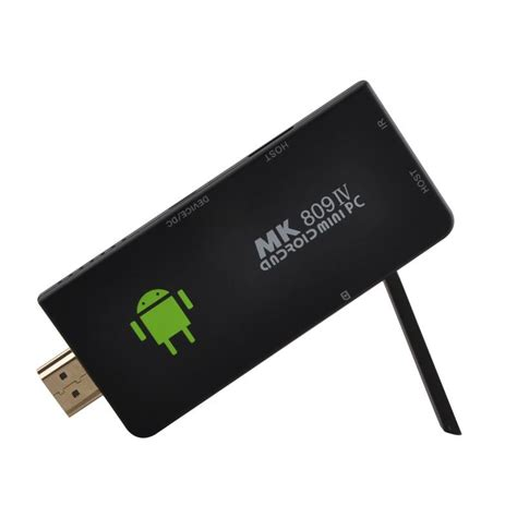 Stick For Android ugoos mk809iv android tv stick android tv plaza