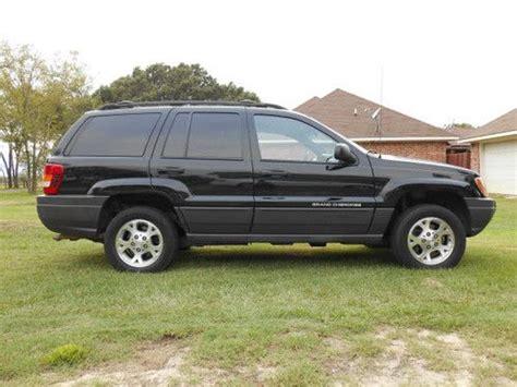 1999 Jeep Grand Laredo Transmission Purchase Used 1999 Jeep Grand Laredo Sport