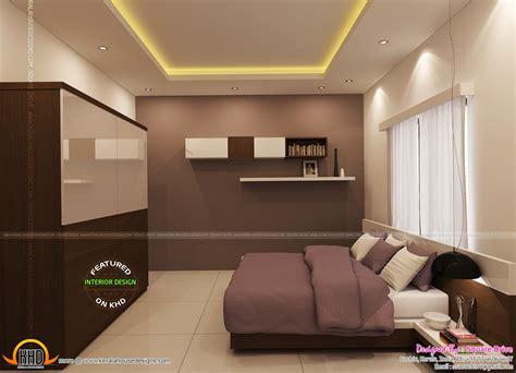 bedroom interior designs kerala home design  floor plans