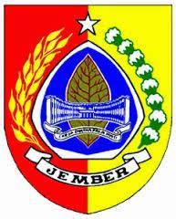 Logo Hitam 89 logo kabupaten logo pemerintah kabupaten jember
