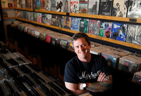 Las Vegas Records Record Downtown Las Vegas 11th Records A Labor Of For Owner Ronald Corso