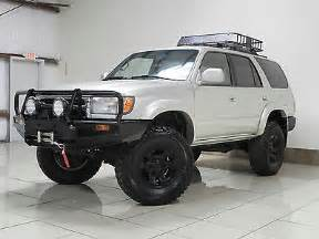 Lifted Toyota 4runner For Sale 2000 Toyota 4runner Sr5 Lifted 4x4 For Sale