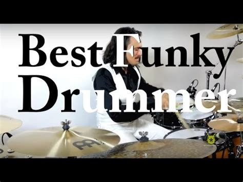 best funky drummer by damien now available on iyt damien best funky drummer playalong available