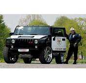 Hummer Police Car Wallpapers  HD