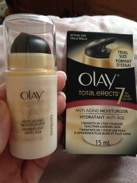 Olay Total Effects Moisturizer olay total effects 7 in 1 anti aging daily moisturizer